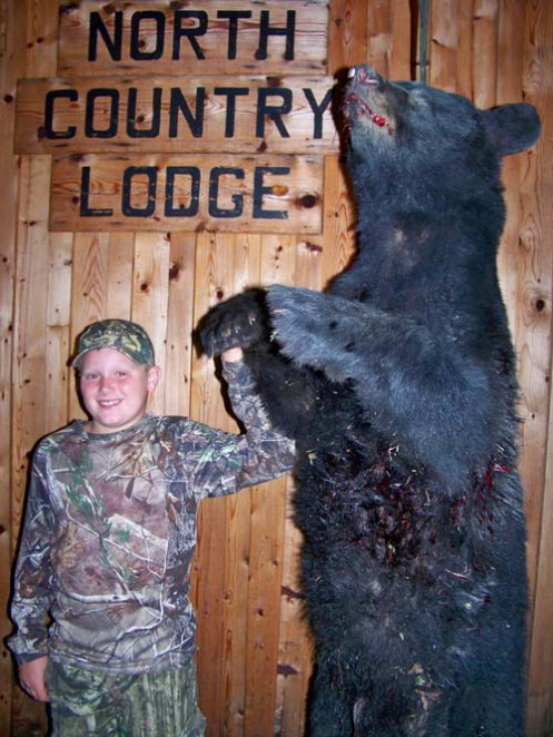 Click Here for the 2012 Black Bear Seson